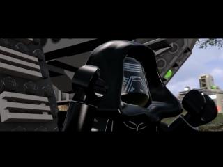 Лего Звёздные войны Такодана Мультик №2. LEGO Star Wars мультфильм