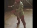 первые шаги,маленькая Ева радует 🎀