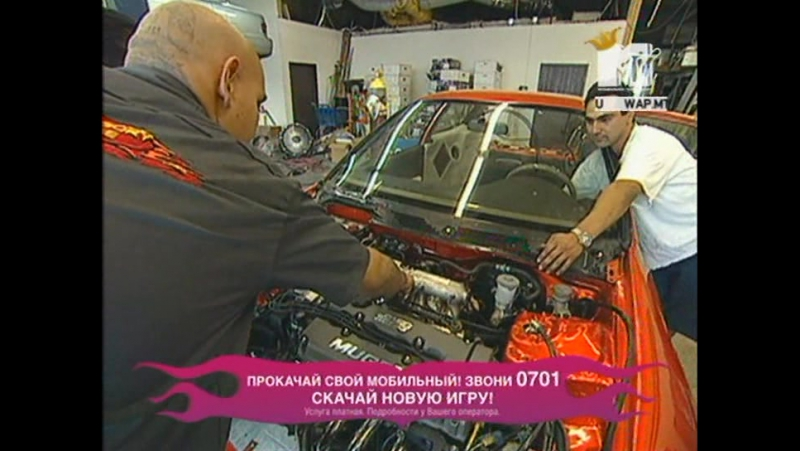 Две тачки, две прокачки / Trick It Out ......MTV..... СЕР-4 Honda Civic (1993) - Auto Accessory vs. Kustom Konnection