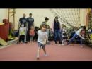 Спортивный праздник Папа, мама, я - спортивная семья 28.11.16 2 часть