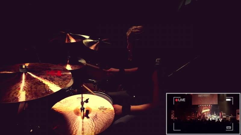 Serg Smit - AC/DC - Shoot To Thrill (Live Drum Cover)