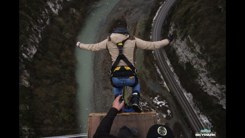 Bungy 207 Sochi SkyPark