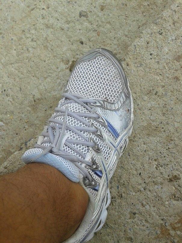 Продам кроссовки для бега Asics gel nimbus 12 размер 41 состояние хорошее