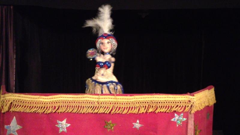 Tinga Rebus Theatre Belly dance Тинга Ребус Театр Танец живота