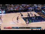 13.01.2017. Баскетбол. НБА 20162017. Регулярный чемпионат. Юта Джаз - Детройт Пистонс