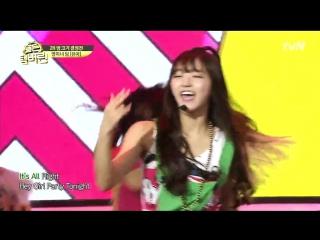 170112. [tvN] Golden Tambourine Episode 5.
