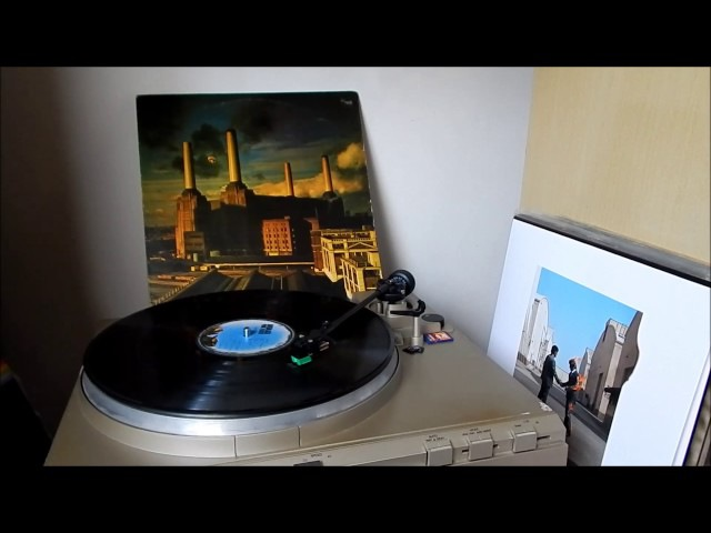 Pink Floyd - Sheep (1977 vinyl rip / Audio-Technica AT95E)