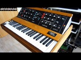 Moog Minimoog Model D Vintage Analog Synthesizer (1978) - famous sounds  - no reissue