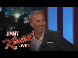 Kevin Costner's Unbelievable Day with President George H.W. Bush