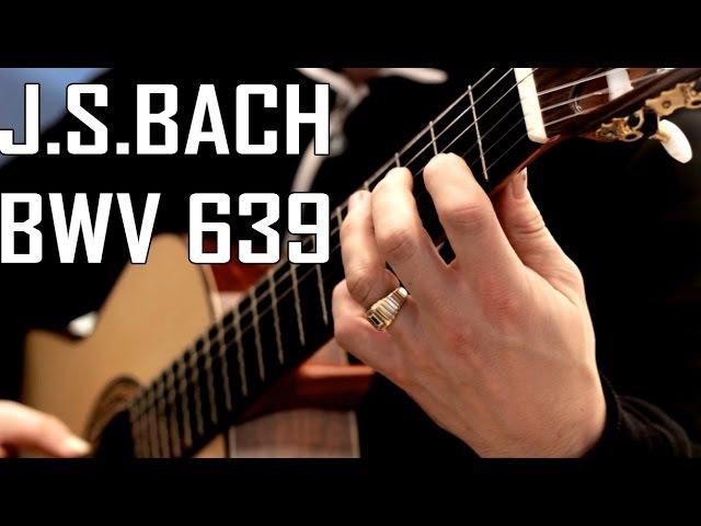 J.S.Bach Ich Ruf Zu Dir Chorale Prelude - Rick Graham