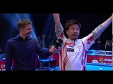 Naoyuki Oi bizarre post-match reaction interview  World Pool Masters