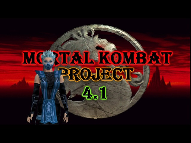 M.U.G.E.N Mortal Kombat Project 4.1 (2.5 season) - Frost (Ladder)