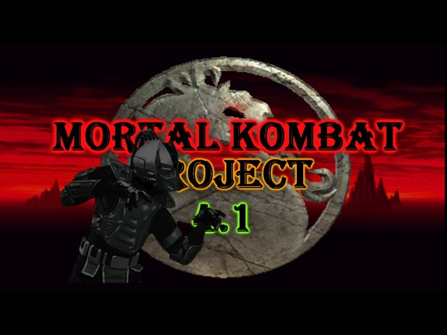 M.U.G.E.N Mortal Kombat Project 4.1 (2.5 season) - Cyber Noob Saibot (Ladder)