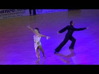 Slavik Kryklyvyy & Karina Smirnoff Showcase 2 | Kyiv Open 2015 | Славик Крикливый и Карина Смирнова