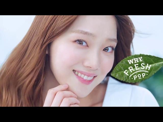 이성경(Lee Sung-kyung) 프레시 팝(FRESH POP) CF 2