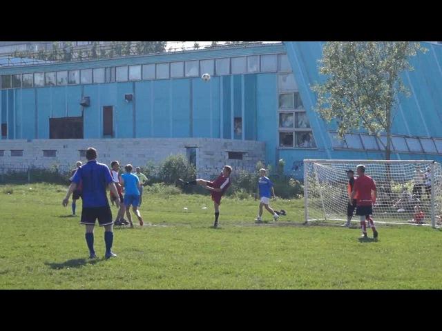 8 тур. ФК Авангард - ФК Спартак-КПСС 4:0.