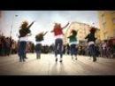 PSY Gangnam Style 강남스타일 플래시몹) Movember Flashmob Dance, Sofia, Bulgaria