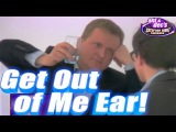 Aled Jones' 'Get Out Of Me Ear!' Prank With Ant &amp Dec - Saturday Night Takeaway