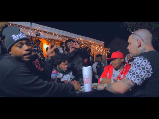 AV The Great x GasHouse Smitty - Bunkin (Music Video) Shot By: @HalfpintFilmz