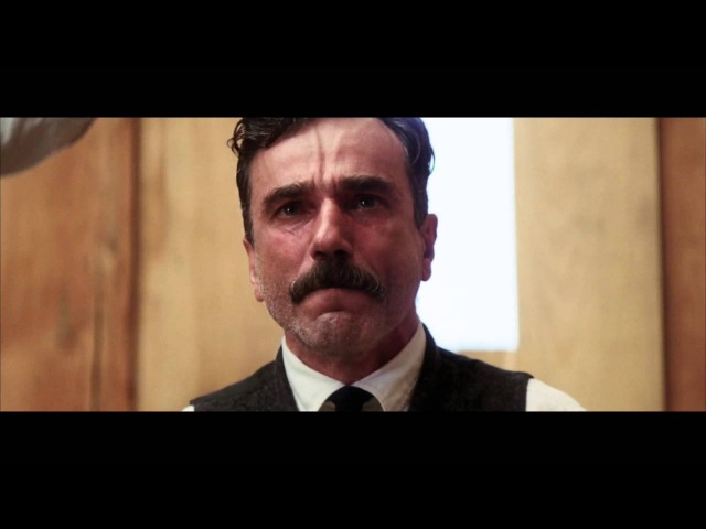 There Will Be Blood - Daniel Plainview baptism scene