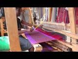 Blanket Making Kwera Weavers, Moshe, Tanzania. Глухие ткачи, Танзания.
