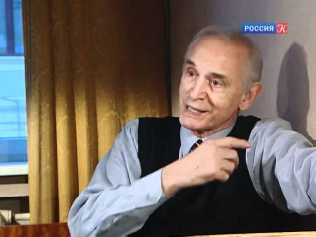Театральная летопись Василий Лановой 3 ч