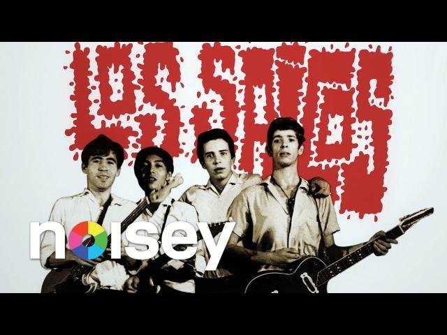 Was Punk Rock Born in Peru Los Saicos Noisey Specials
