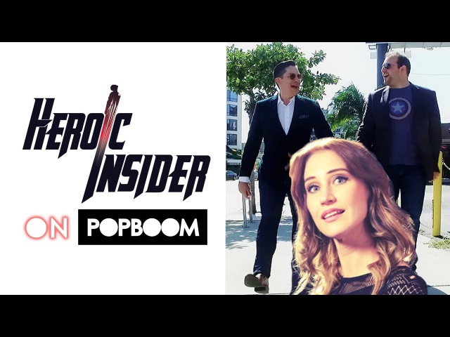 HEROIC INSIDER EPISODE 4: Maude Garrett Variant, Captain America Civil War, SpiderMan, X-Men...