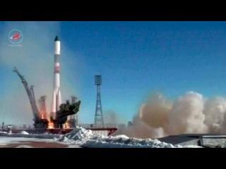 СБайканура стартовала последняя вистории ракета «Союз-У». Новости. Первый кан...