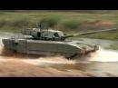 Танк «Армата» Т 14 Ходовые испытания и стрельбы. Видео