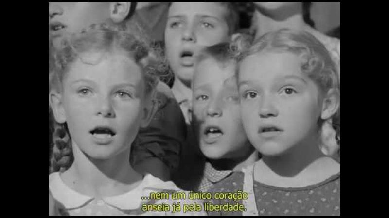A ESTRELA DO NORTE 1943 legendado com Anne Baxter e Dana Andrews