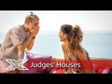Nicoles reveal Nate Simpson, Freddy Parker and James Hughes Judges Houses The X Factor 2016
