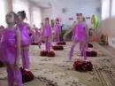 Черлидинг дети. Детский танец с помпонами.