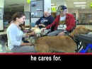 Pets Bring Smiles and Wags to Retirement Home