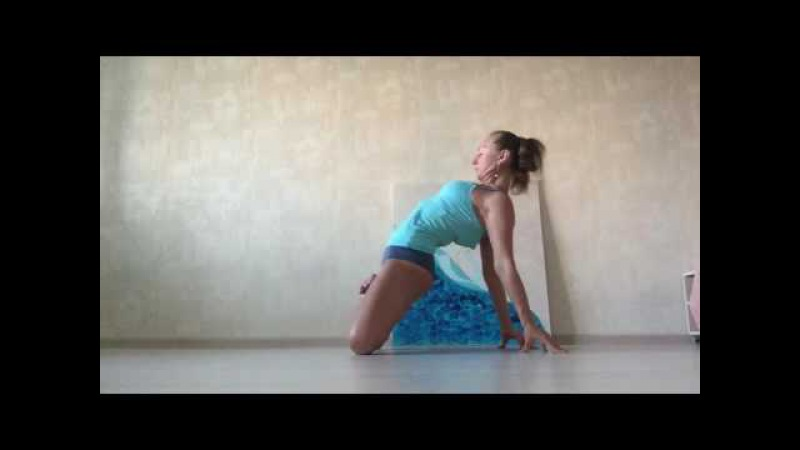 Yoga23 Simple evening sequence 2016 07 13
