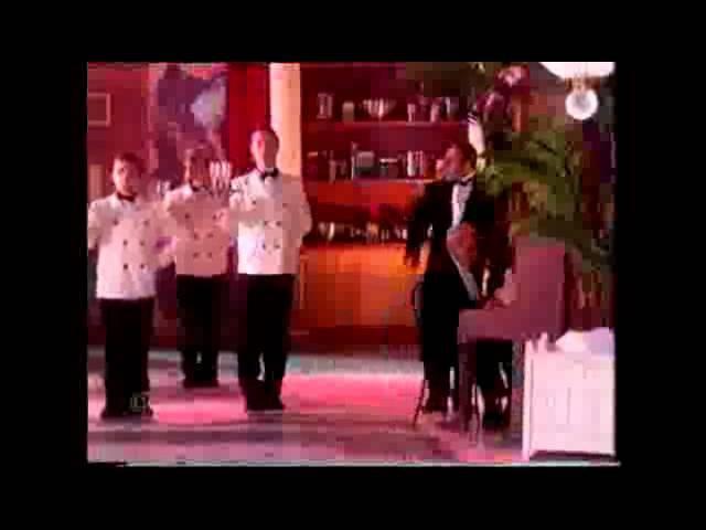 Новогодняя ночь - 2005. (Первый канал, 31.12.2004 г.).