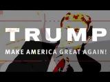 Donald Trump Raps &amp Dances - Panda By Designer Song (Music Video)