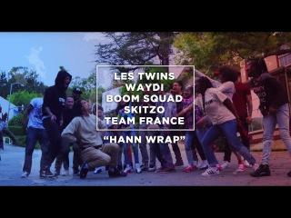 Les Twins x Skitzo x Waydi x Boom Squad x Team France | YAK Films x HANN