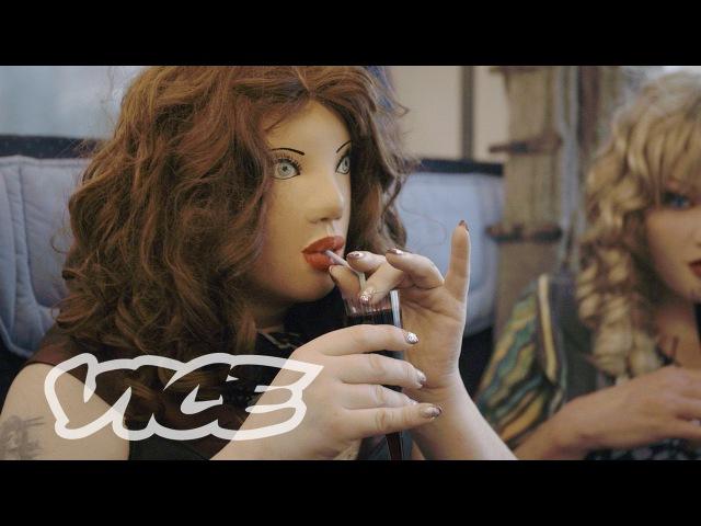 Life as a Living Latex Female Doll