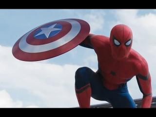 Человек-Паук: Возвращение домой - первый трейлер