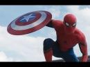 Человек-Паук Возвращение домой - первый трейлер