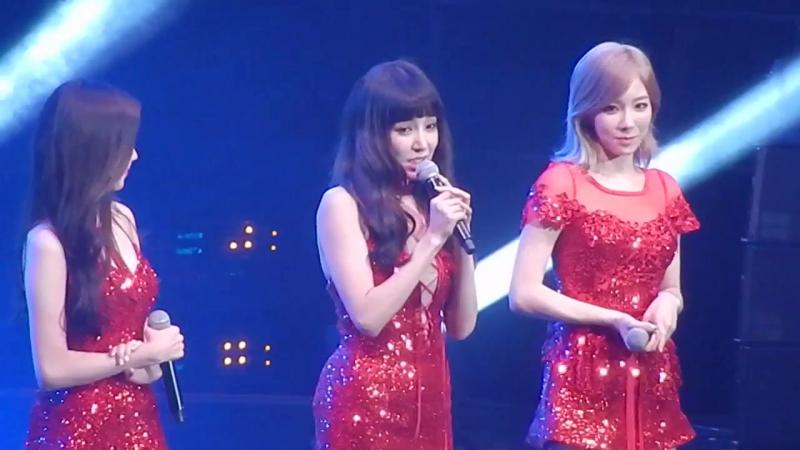 160731 Girls Generation-TTS - Twinkle Holler Only U Party @ KCON 2016 LA