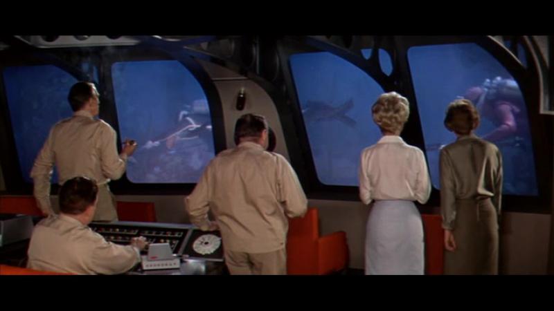 Путешествие ко дну моря (1961) / Voyage to the Bottom of the Sea (1961)
