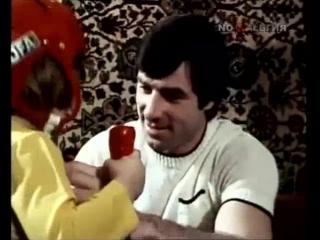 Валерий Харламов с племянником #ЦСКА70