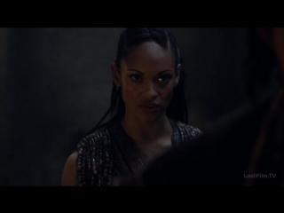 Спартак. Война проклятых-Невия против Аттия