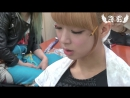 Angels  Cam #6   Sleeping Beauty, Choa  #aoa #kpop #sexy #кореянки