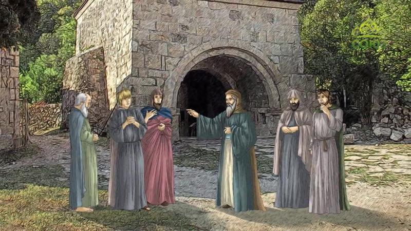 20 мая: Преподобный Антоний, столпник Марткопский, Иверский