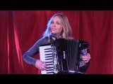 ТАТЬЯНА СЕМИЧАСТНАЯ. ЗОЛОТОЙ АККОРДЕОН.КЛАССИКА.Roland FR-1x V-Accordion