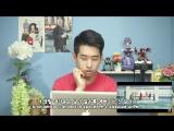 "Реакция корейцев на клип_ ""SEREBRO - Chocolate"""