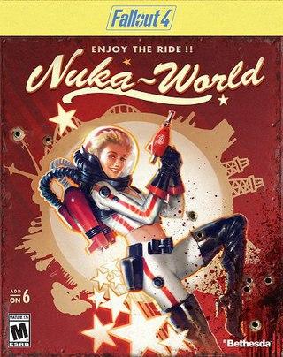 Nuka-World Второе крупное сюжетное дополнение для Fallout4